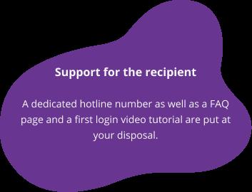 eFacture Entreprise support destinataire